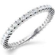 0.50ct Brilliant  Cut Full Eternity Ring