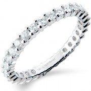 0.75ct Brilliant Cut Full Eternity Ring
